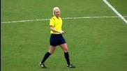 Топ 5 сексапилни жени рефери във Футбола