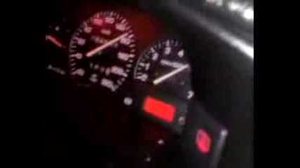 Seat Toledo 1.8mi 90 Коня 0 - 150 ускорение