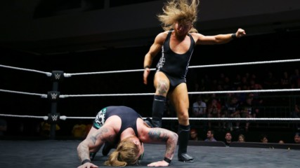 The BruiserWeight looks to tame Wolfgang in this week's NXT UK highlights: NXT UK, Feb. 13, 2019