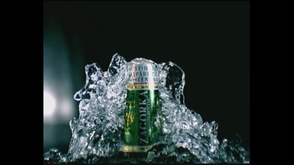 Zagorka Magnum Bottle - Реклама 2005
