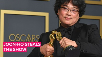 And the Oscar for MVP goes to: Bong Joon-ho