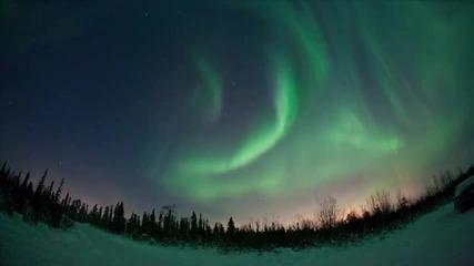 Полярното Сияние 2012 (aurora Borealis 2012)