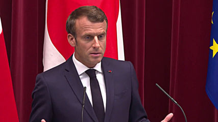 Japan: Macron says climate his 'red line' ahead of G20 summit