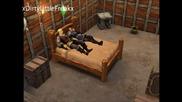 The Sims Medieval:woo Hoo