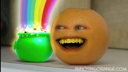 Annoying Orange Luck of the Irish