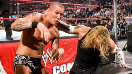 Randy Orton vs. Jeff Hardy – WWE Title Match: Royal Rumble 2008 (Full Match)