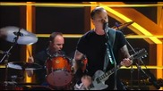 Metallica - Turn the page (the 25th anniversary Rock and Rol