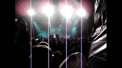 Ahat - chernata ovca live @ Sofia 25.10.2010