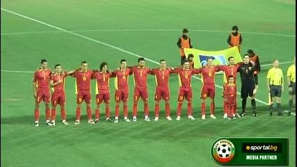 Освиркват химна на Черна гора