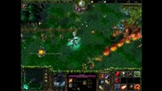Dota 6.68c Bug Attack Your Teammates with Batrider