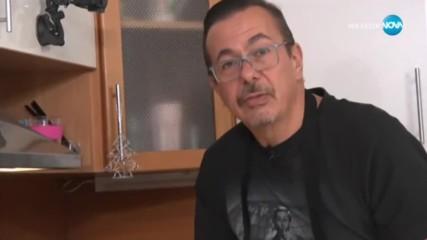 Камен Алипиев-Кедъра готви сам за първи път в ''Черешката на тортата'' (09.01.2020) - част 2