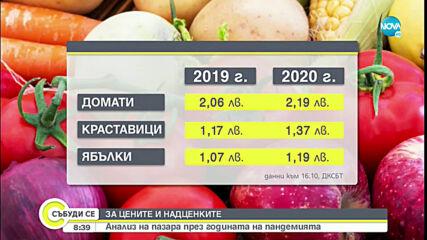 Експерт: Презапасяване с храни сега няма