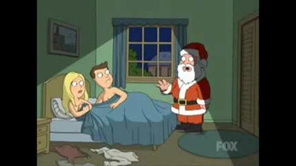 Дядо Коледа Идва В Неподходящ Момент