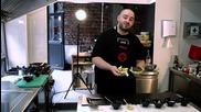 Супер Сериите С03 Еп08 - Тако телешки бургер, Страхотни аминокиселини, Римска тяга и Рибите