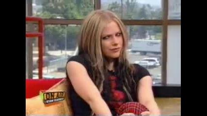 Avril Lavigne - Ryan Seacrest Interview