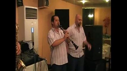 орк.болярите - соло саксофон и кларинет