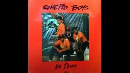 Geto Boys (ghetto Boys) - Be Down