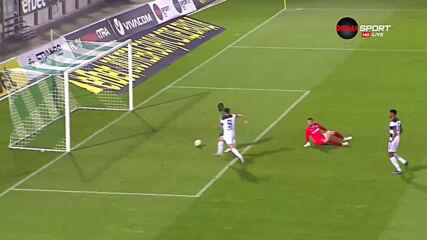 Лудогорец - Локо Пловдив 0:0 /първо полувреме/