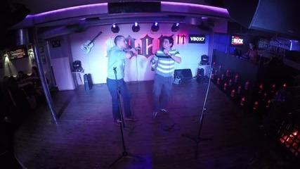 24.02.2015 - Vankata & Penhev - tazi vecher az sym hubava