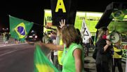 Brazil: Tensions high as impeachment protesters face off in Brasilia