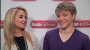 Sterling Knight & Tiffany Thornton on Sonny Secrets. Sterlings Movie & Tiffs Red - Carpet Dreams! 1