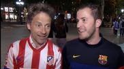 Феновете на Барса не съжаляват за напускането на Мартино