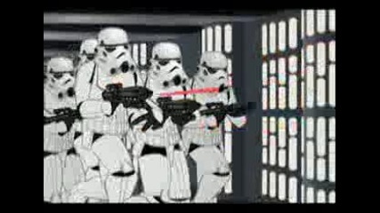 Star Wars Gangsta Rap Chronicles - The Real Sequel 2009