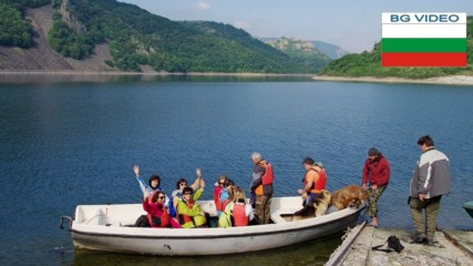 Приключения из язовир Студен кладенец- да отидеш с лодка до водопада