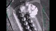 Syria: Russia hits oil storage unit near al-Salwa