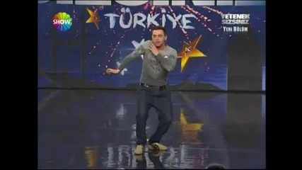 Йордан Илиев Турция Търси Талант 14.01.2012