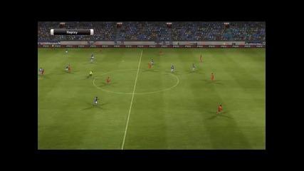 Компилация #1 - Schalke 04 [ P E S 2012 ]