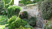 озеленяване поддържане на голяма градина като парк