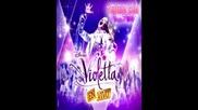 Виолета-четири вятъра (a Los Cuatro Vientos) Цяла песен за първи път в Интернет.