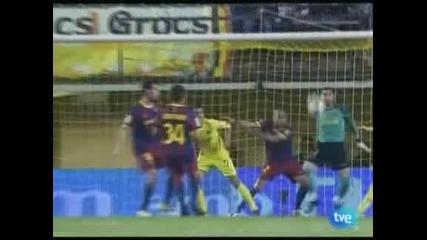 Барселона измъкна 1:0 във Виляреал и поведе с 8 точки на Реал М