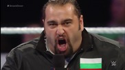 Rusev have a new Lana Smackdown, July 2, 2015