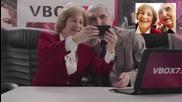 #selfie с баба и дядо! Виж как ще реагират на новите технологии!