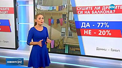 Над две трети от българите държат сами да си приготвят ракията и зимнината