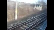Бв 7623 Видин - София минава транзит през гара Руска Бяла