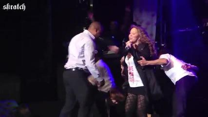 Mariah Carey - Lg Live at the Singapore Grand Prix 2010, 26 Sep10 - Make it Happen (360p)