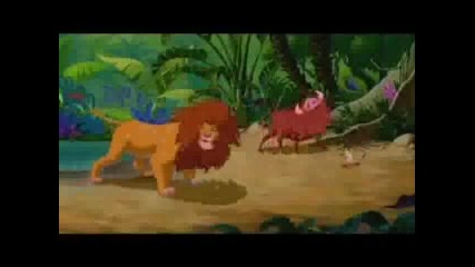 Кратко Клипче За `цар Лъв`