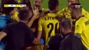 """Великолепен гол на Антонио Вутов изведе """"канарчетата"""" напред в резултата"""