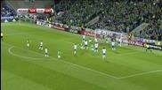Северна Ирландия 3 - 1 Гърция ( Квалификация за Европейско първенство 2016 ) ( 08/10/2015 )
