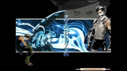 Kakashi And Zabuza (cool) - sex bomb