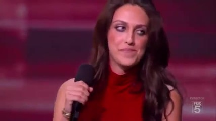 Nicole Scherzinger - I Will Always Love You - прослушването на X Factor Aмерика