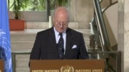 Switzerland: 'We all failed' - Egeland on failure of Aleppo Medevac iniative