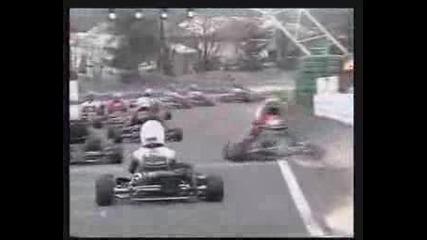 Karting Crashes Compilation