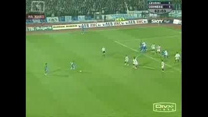 Levski Sofia Uefa Cup Goals