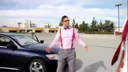 Барак Обама - Gangnam style