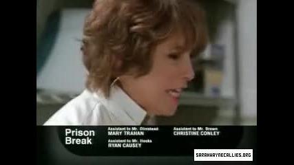 Prison Break 4.21 & 4.22 Promo