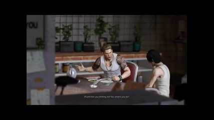 Sleeping Dogs - Demo Gameplay Part 1